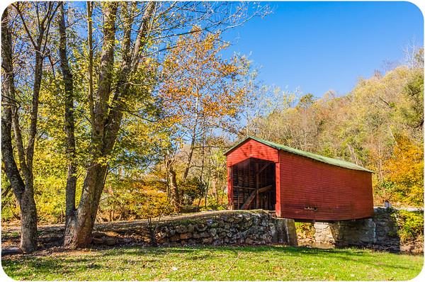 Virginia Covered Bridges