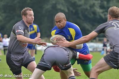 Telford Raiders vs Sleaford Spartans