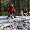 2018-01-21 Canton Land Trust Hike V(9) Tony Dad  Biscuit Mesa Dog