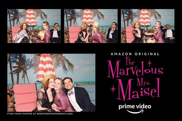 """""""The Marvelous Mrs. Maisel"""" Season 3 Premiere Party - Prints"""