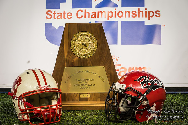 Finals - Katy Tigers Team VS Cedar Hill Longhorns
