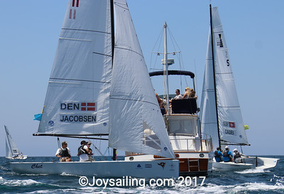 Day 4 of the World Youth Match Racing World Championship