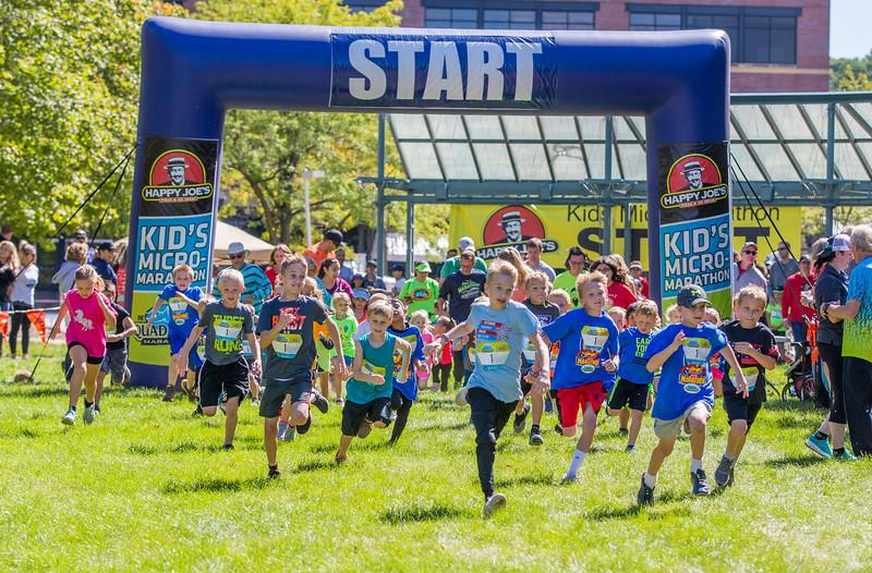 Happy Joe's Kid's Micro-Marathon