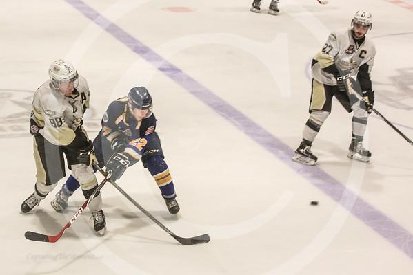 Dudley game #4. Trenton Golden Hawks Vs Kirkland Gold Miners.