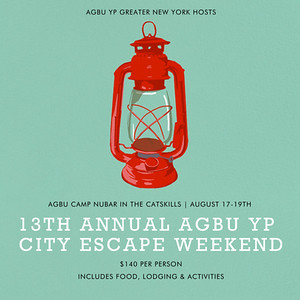 AGBU YP Camp Retreat