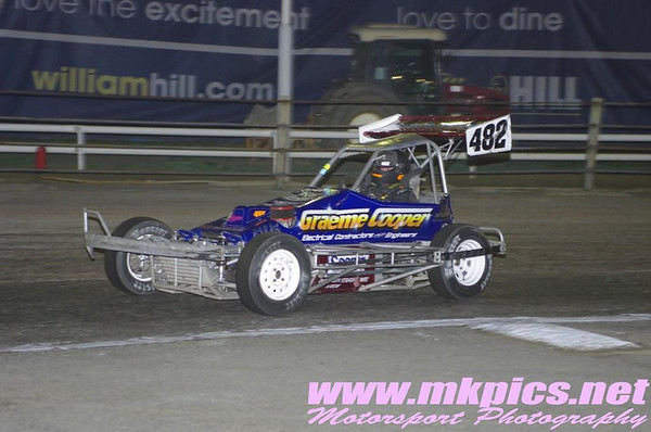 Superstox, Wimbledon Stadium, 1 December 2013