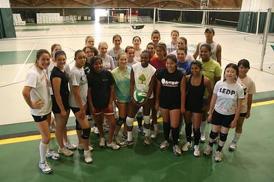 Pre-Season Volleyball 09