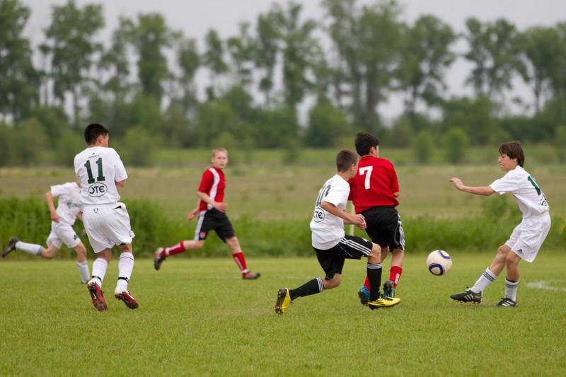 Panathinaikos U14 Memphis Tournament NOV 2011