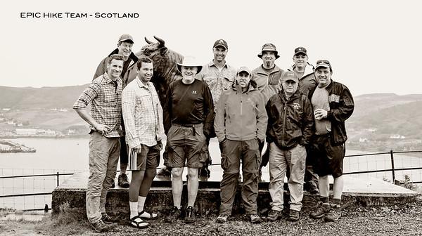 EPIC Hike - Scotland