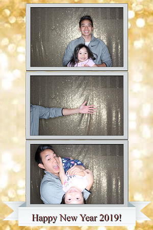 Khoa & Kristine New Years - January 1, 2019