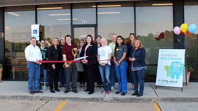 Dentists of Lake Worth Ribbon Cutting  October 26, 2018