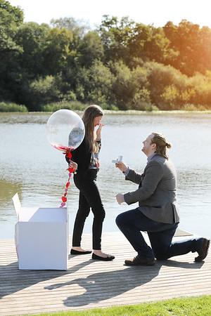 Dave & Aliyah Engagement Proposal