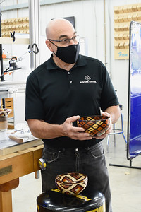 Creating Segmented Baskets with Tom Lohman