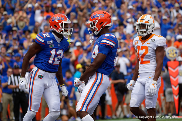 Quick Gallery - Florida Gators vs Univeristy of Tennessee  09-21-2019