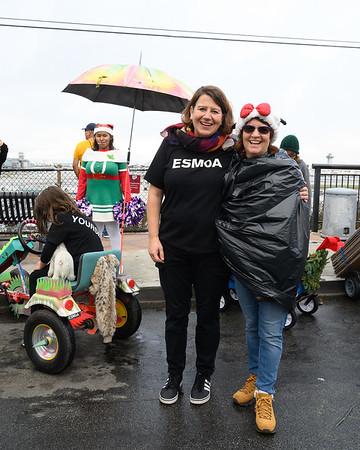 2019 Christmas Parade - ESMoA (El Segundo)