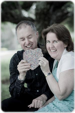 Liz and Gary ~ Engaged