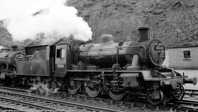 78000-78011 Built 1952 & 1953