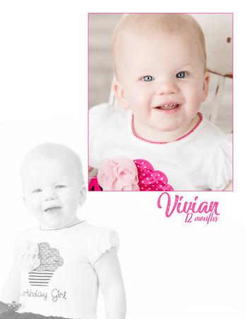 Vivian 12 Months