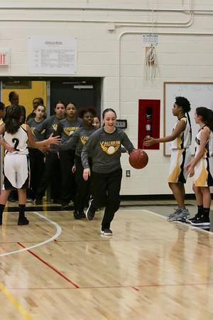 Fallsburg vs. Burke Catholic Girls Basketball 1-3-19