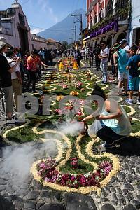 Day 14 - Puerto Quetzal and Antigua, Guatemala