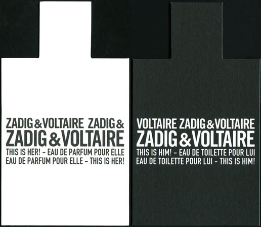 -Z- Spare scent cards
