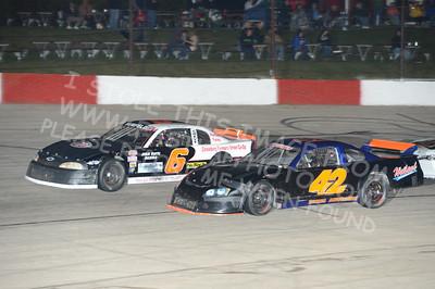 """Mid American Stock Car Series """"Oktoberfest 40"""""""