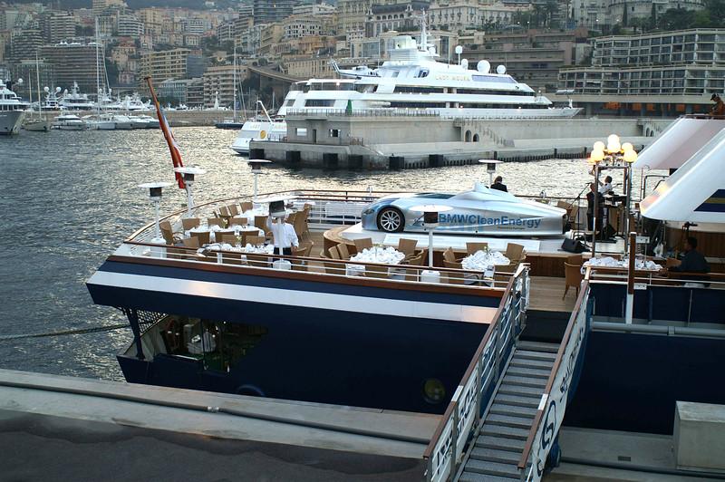 SeaDream Yacht Club - Charter: Deck Customization