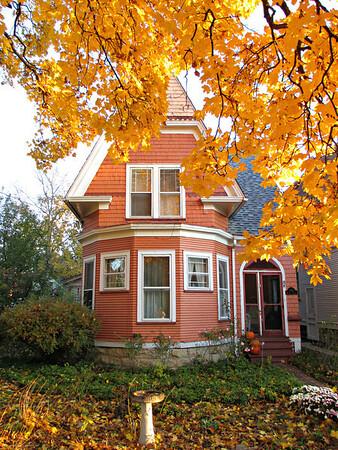 Fall Around Home - 2012