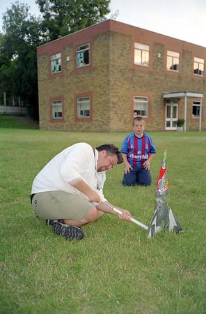 Scout Rockets 2003