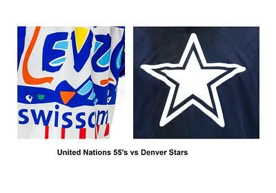55A UN55 vs Denver Stars