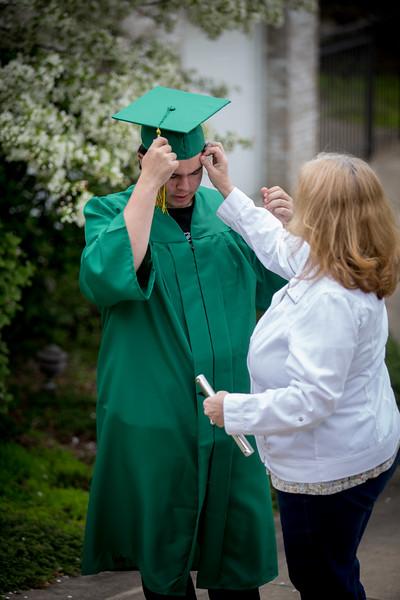 Jared Graduation 2020