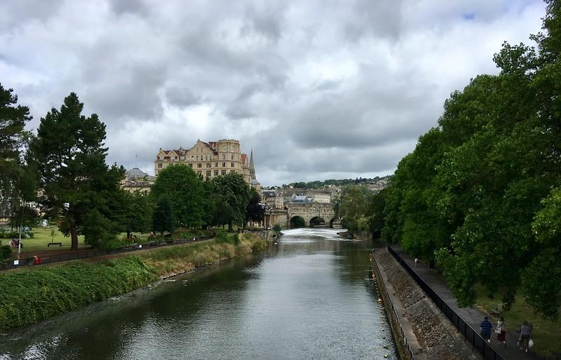Stroll along the River Avon