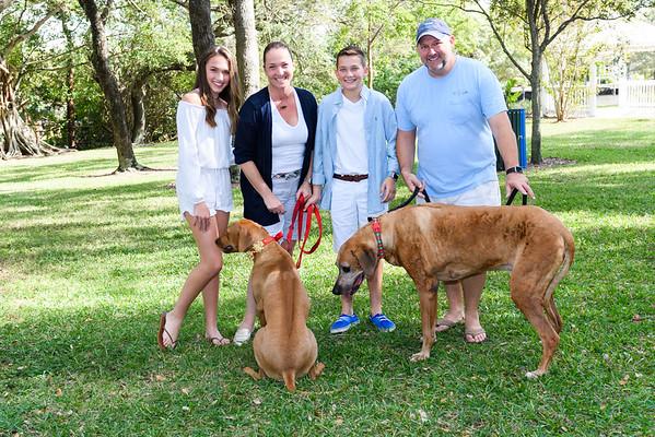 Howe Family 2016