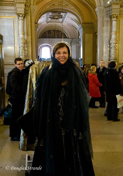 Opera Star, Louise at Vienna Opera