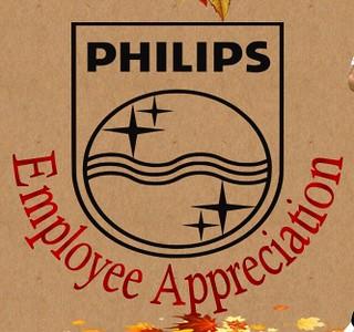 Philips Employee Appreciation