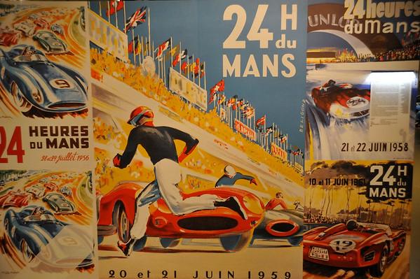 Le Mans Motor Museum & Circuit,  France.