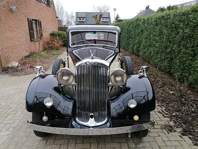 20210407 Limousine Huwelijksreportage HUMBER 1934