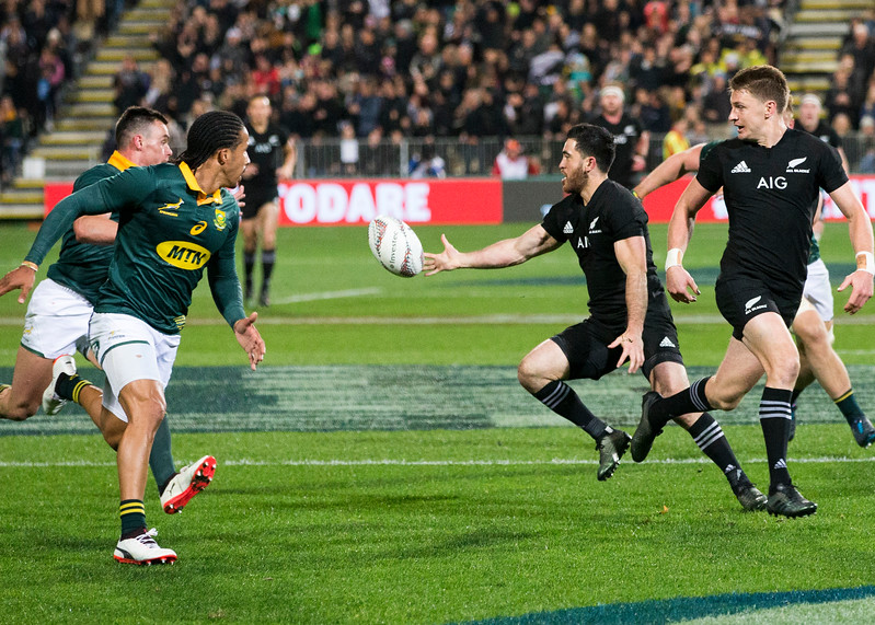 The Rugby Championship 2017
