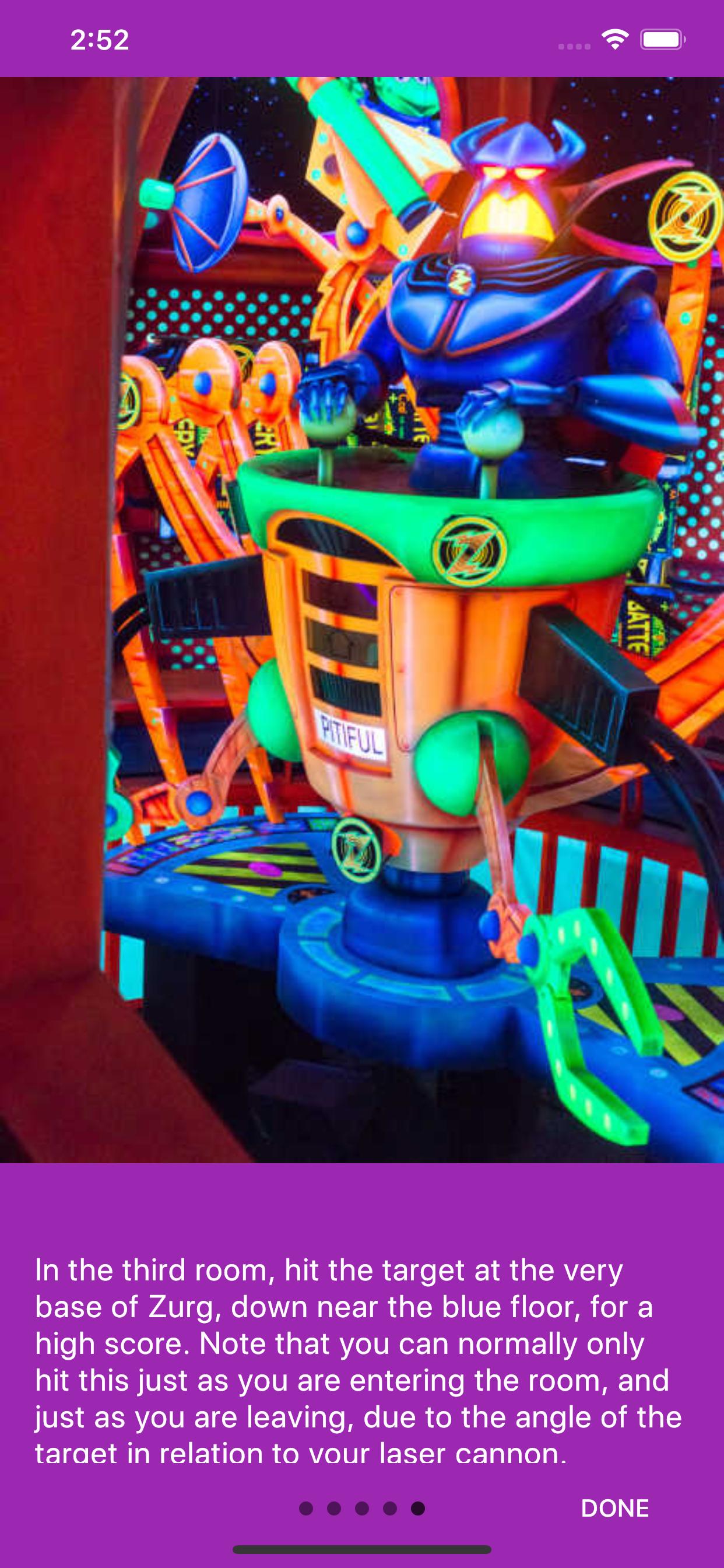 RideMax App - Disney World Tips