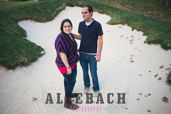 Liz and Mitch