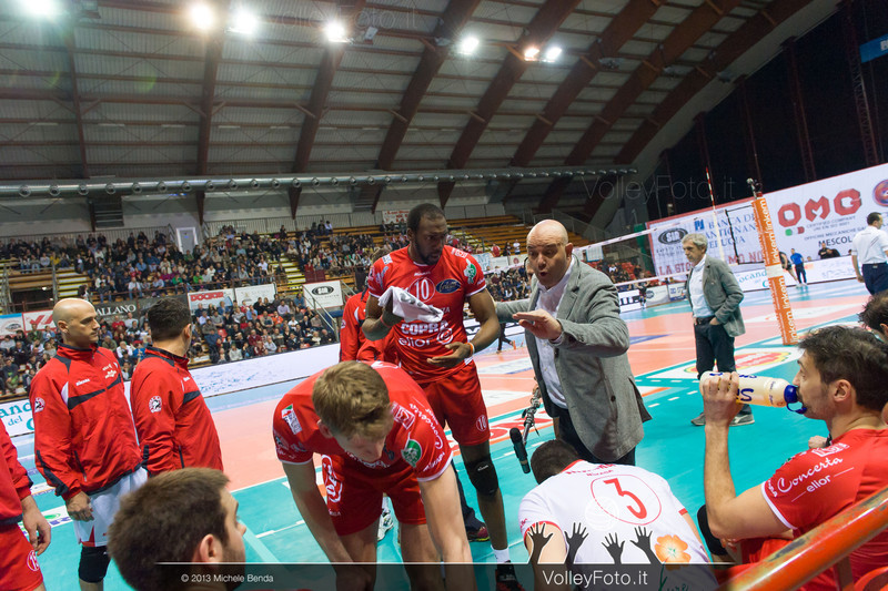 Piacenza time out - MONTI Luca
