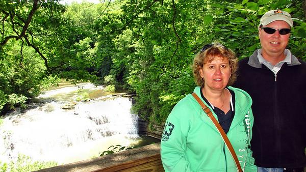 Burgess Falls State Park