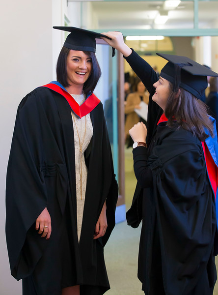 02/11/2016. Waterford Institute of Technology (WIT) Conferring Ceremonies November 2016: