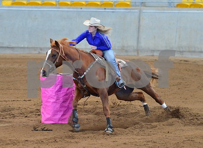 CLOVERLEAF CRUISERS BARREL RACERS