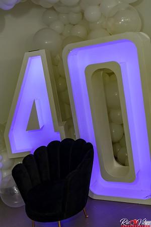 AMBI MINK 40th BIRTHDAY CELEBRATION