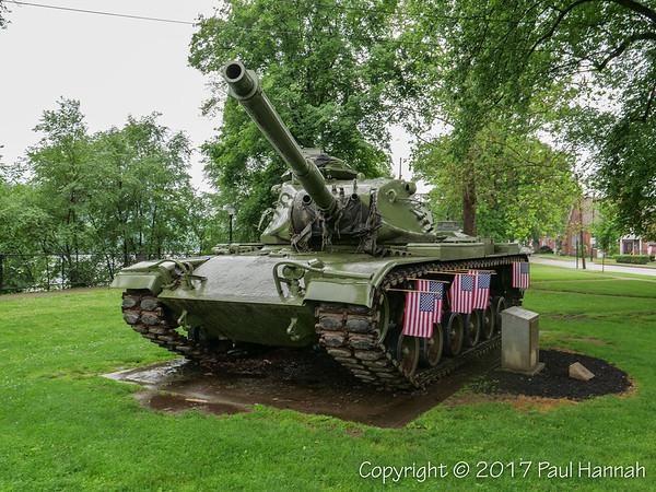 Riverview Park, Tarentum, PA – M60A3