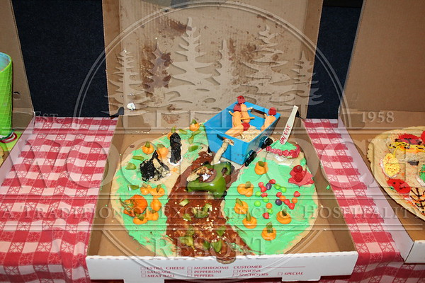 September 30 - Pizza Wars