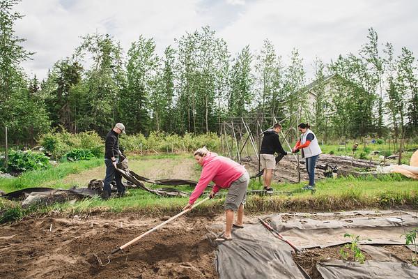 Fairbanks Community Garden Project