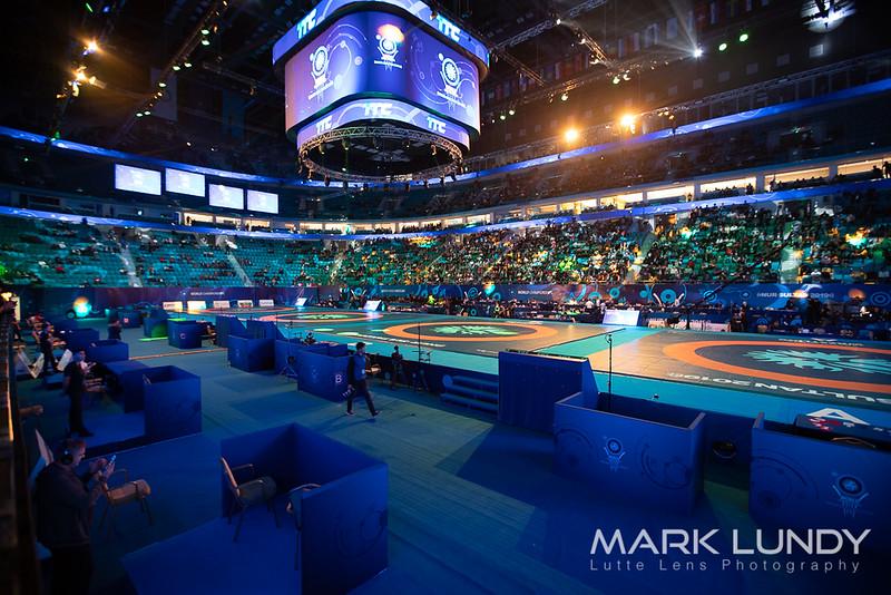 Opening Ceremony - 2019 World Championships