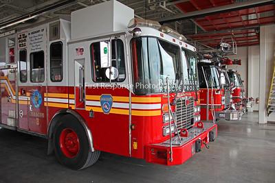FDNY Rescue 4 visits McKinney, TX.